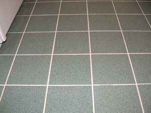 Clean Tile After