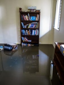 water damage cleanup laconia, water damage laconia