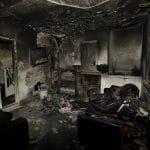 fire damage removal laconia, fire damage repair laconia
